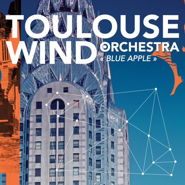 "[ALBUM] ""Blue Apple"" Toulouse Wind Orchestra"